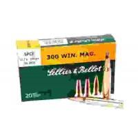 Патрон нарезной Sellier&Bellot 300WIN SPCE 11,7гр