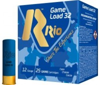 Патрон RIO Game Load-32 NEW кал. 12/70 дробь №5 (3 мм) навеска 32 г