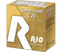 Патрон RIO GAME LOAD С20 FW NEW 20/70 (7) 25 гр