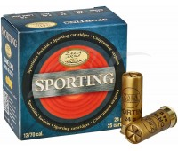 Патрон Zala Arms Sporting кал. 12/70 дробь № 9 (2,1 мм) навеска 24 г