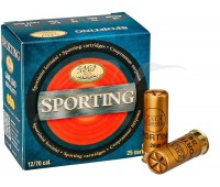 Патрон Zala Arms Sporting 12/70 дробь №8 (2,3 мм) 28 г. 25 шт/уп.
