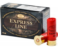 Патрон Zala Arms Express 12/70 дробь №4/0 (5,0 мм)