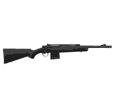 """Карабин нарезной Mossberg MVP Scout Rifle Synthetic Black кал.7.62 16,25"""""""