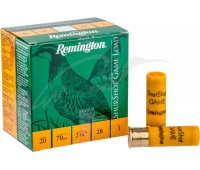 Патрон Remington BP Shurshot Game Load кал. 20/70 дробь №2 (3,5 мм) навеска 28 г