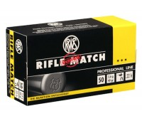 RWS .22 LR RIFLE MATCH