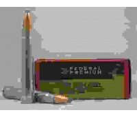 Патрон нарезной Federal Premium Cape-Shok 375H&H Mag Nosler Partition, 19,4 гр (300GR)