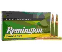 Патрон нарезной Remington 7mm Rem PSP Core-Loct, 9,1 гр
