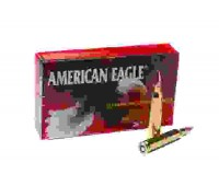 Патрон нарезной Federal American-Eagle 223rem FMJ BT 4,0гр (62GR)